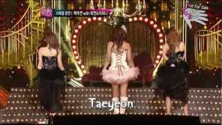 [HD][Karaoke][Thai sub] SNSD Taeyeon,Tiffany & Ayeon - Lady Marmalade