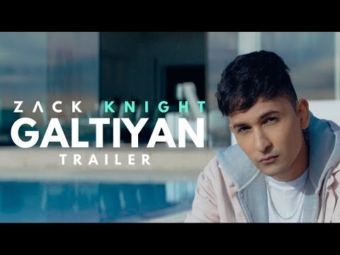 Zack Knight - Galtiyan (Official Music Video Trailer)