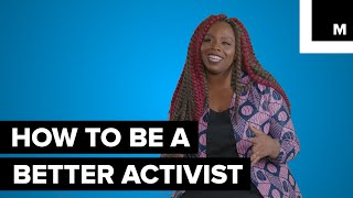Black Lives Matter Co-founder Reveals 3 Ways to Be a Better Activist