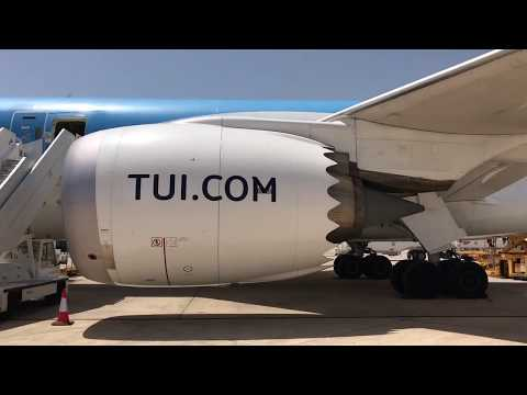 TRIP REPORT | Manchester (MAN) to Pafos (PFO) | TUI Airlines UK | G-TUIC | Boeing 787-8 Dreamliner
