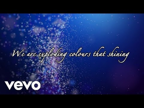 Westlife - Dynamite (Lyric Video)