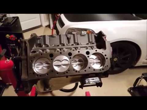 82-92 camaro Cleaning pistons and Block
