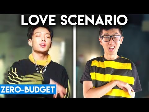 K-POP WITH ZERO BUDGET! (iKON - Love Scenario)