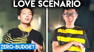 Download K-POP WITH ZERO BUDGET! (iKON - Love Scenario) Mp3