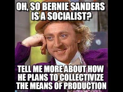 Bernie Sanders isn