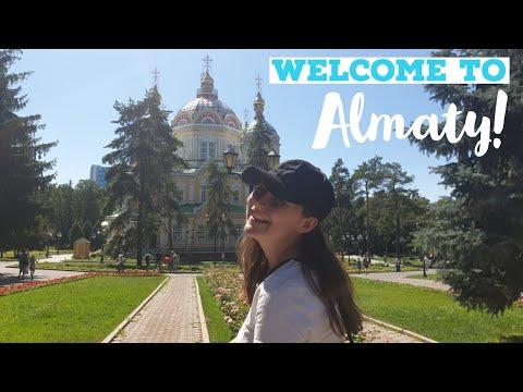 THINGS TO DO IN ALMATY: Kazakhstan Vlog