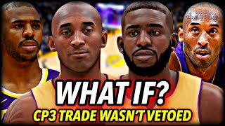 What If the CHRIS PAUL to LAKERS Trade Wasn't VETOED? I Reset The NBA to 2011 To Find Out...