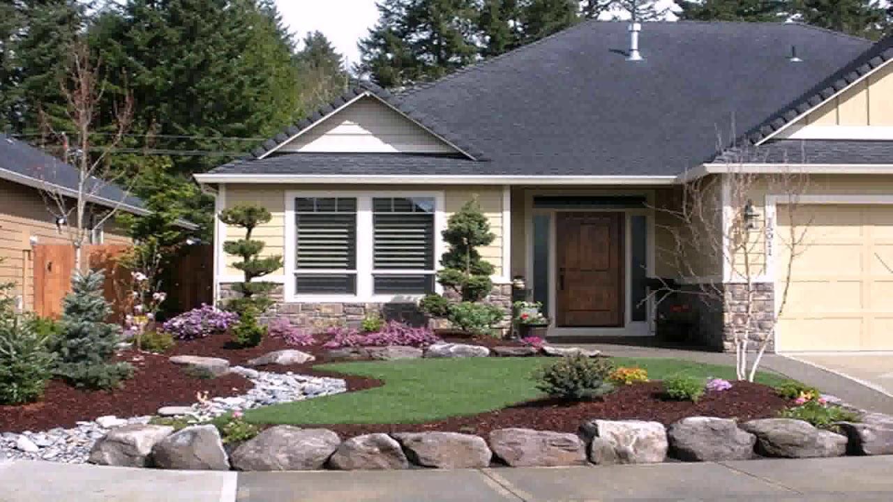 Landscape Design Ideas Pacific Northwest Youtube