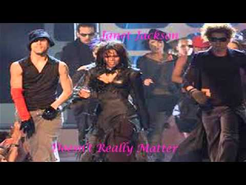 Doesn't Really Matter   Janet Jackson