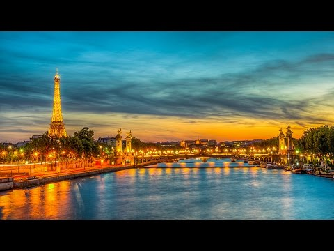 A Walk On The Quai d'Orsay, Paris