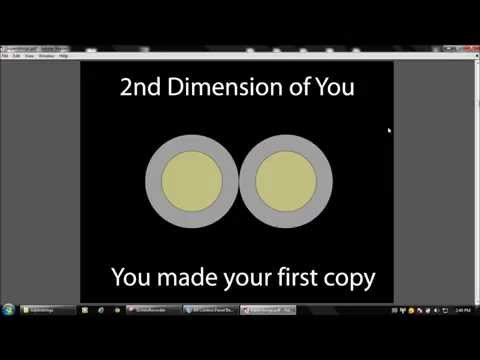 12 Dimensions of Consciousness - Alternate Version