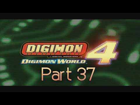 Digimon World 4 Playthrough with Chaos part 37: The Machine Pit