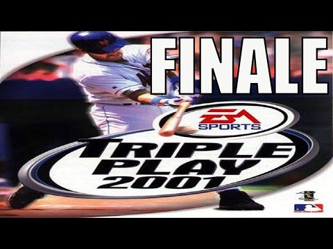 Let's Play Triple Play Baseball 2001 #03 - To The Living Room (Finale)
