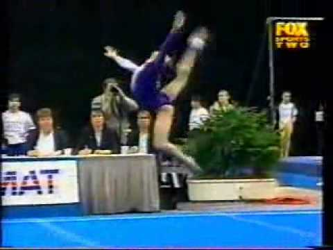 Xiaojiao Sun 1999 Canberra Cup Floor All Around