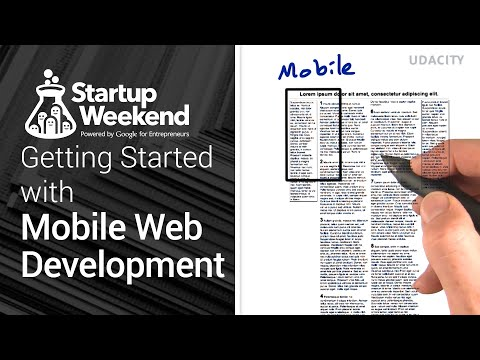 Getting Started With Mobile Web Development: Build Responsive, Awesome Web Apps