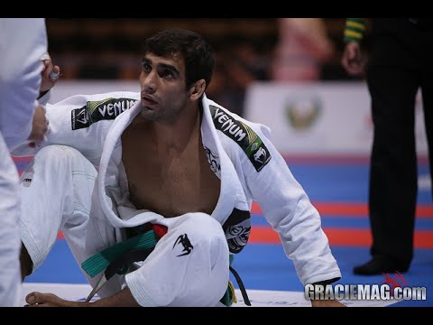 Leandro Lo - Relentless Guard Passing, Part 1: The Early Days