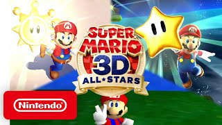 Super Mario 3D All-Stars - Announcement Trailer - Nintendo Switch