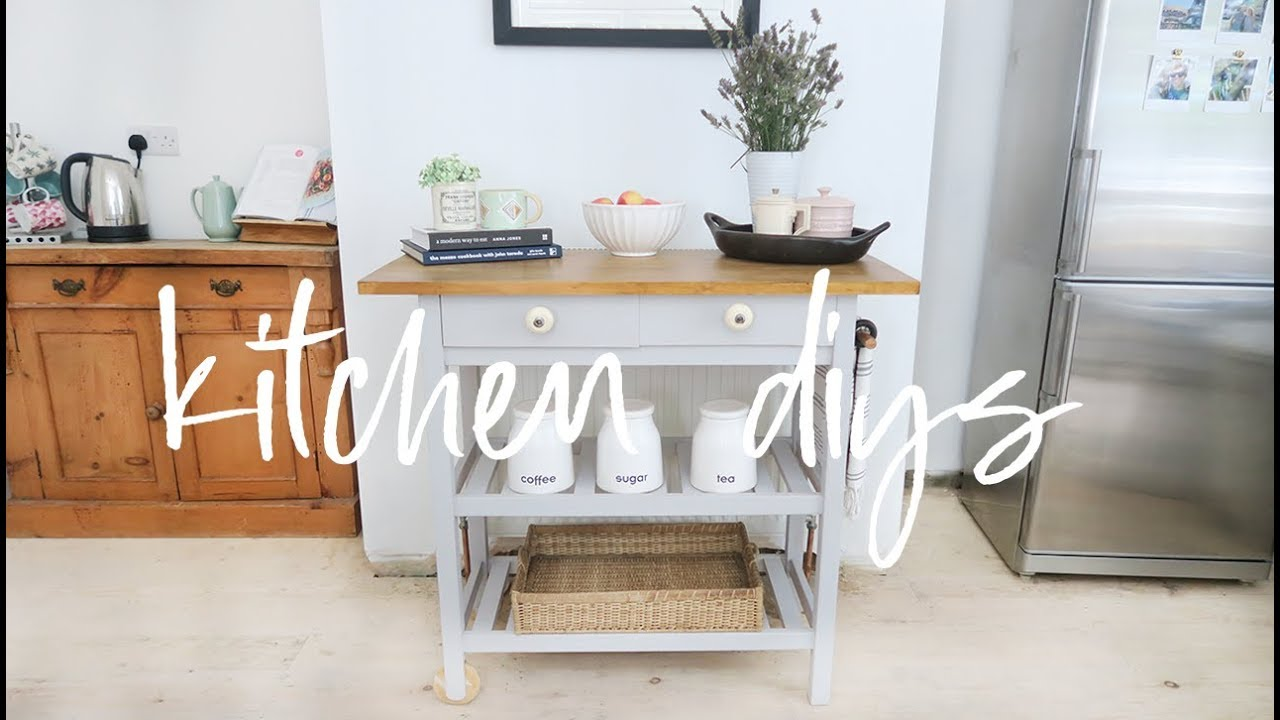 Kitchen Block Counter Height Table And Chairs Diy Projects Ikea Hack Butchers Youtube
