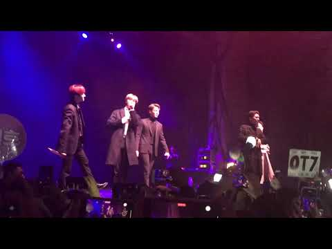 MONSTA X - ALL ABOUT LUV album release party NY