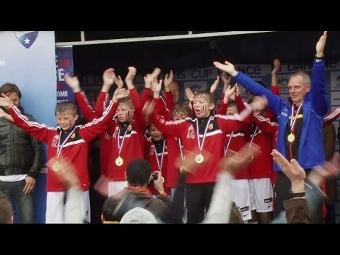 Valenciennes - Danone Nations Cup 2014