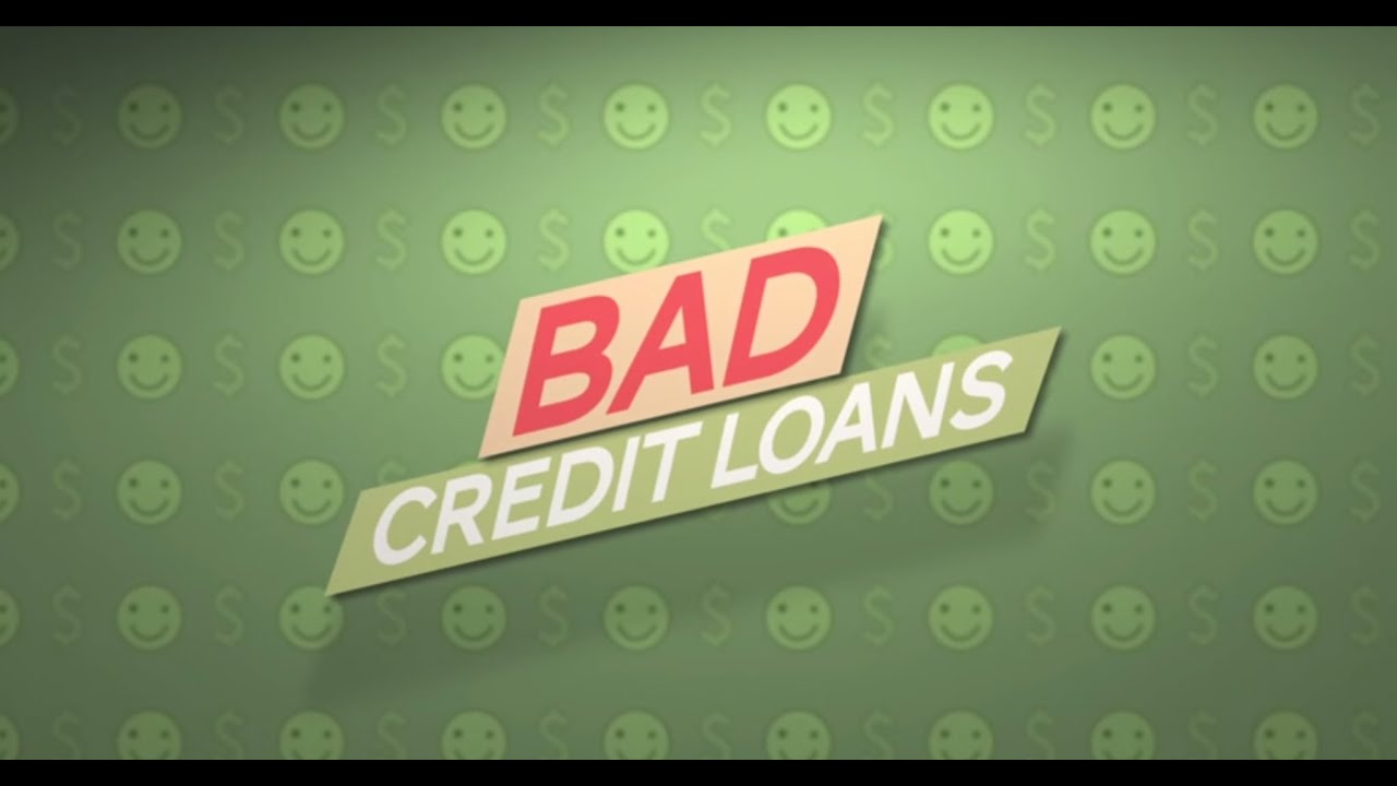 Bad Credit Loans - Funny explanation of Building Credit - YouTube