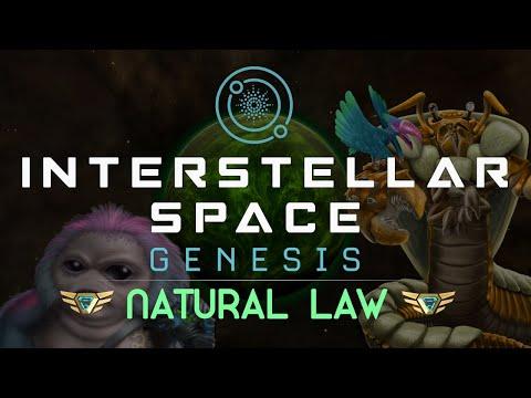 Interstellar Space: Genesis - Natural Law Trailer