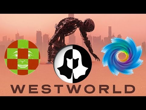 Мир Дикого Запада 3 сезон 2 серия. Обсуждаю с Шутом, Твистером и Человеком