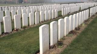 Eerste Wereldoorlog Ieper