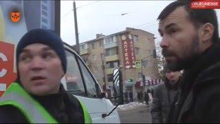 Полиция Харькова невероятная тупость