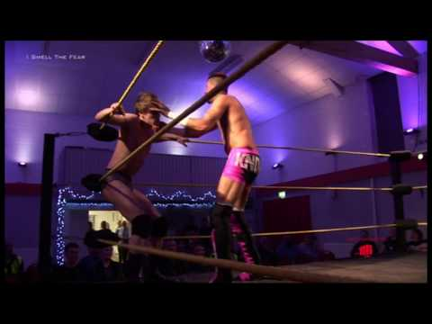 Episode 4 Tiger Mcguigan JR Vs 'Hot Blooded' Dom Black - BDWUK I Smell The Fear