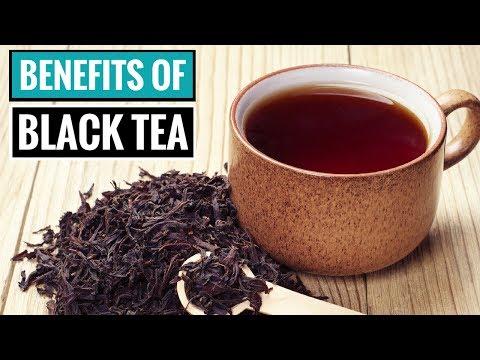 5 Evidence-Based Health Benefits of Black Tea