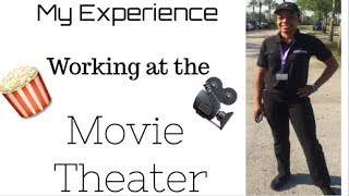 My Experience Working at the Movies! (Cinemark)