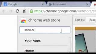 How To get Rid Of Ads & Pop-Ups on Google Chrome