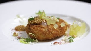 Lamb Brains and Sweetbreads - Chef Bradley Miller - Hanging with Harris - Small Screen
