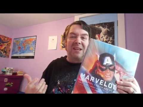 review:-marvelocity:-the-marvel-comics-art-of-alex-ross-(pantheon-graphic-library)