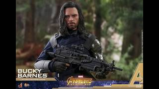 Hot Toys Bucky Barnes Review