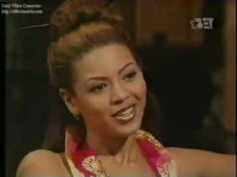 Destiny's Child Planet Groove Interview 1998