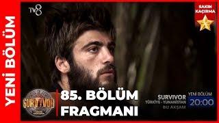 Survivor 85. Bölüm Fragmanı   KORKU BAŞLADI!