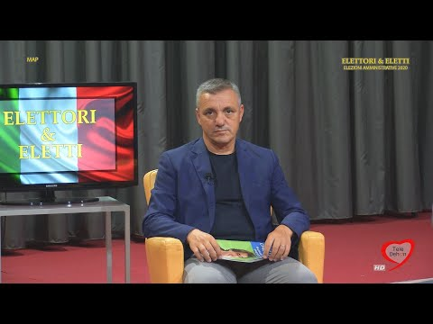 Elettori & Eletti 2020: Francesco Ventola, candidato al consiglio regionale Fratelli D'Italia