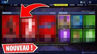 BOUTIQUE FORTNITE du 1er Mai 2019 ! ITEM SHOP May 1st 2019 (SKIN MARVEL)