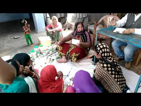 Beedi Workers' Health Camp at Bundi Rajasthan by Ministry of Labour and Employment