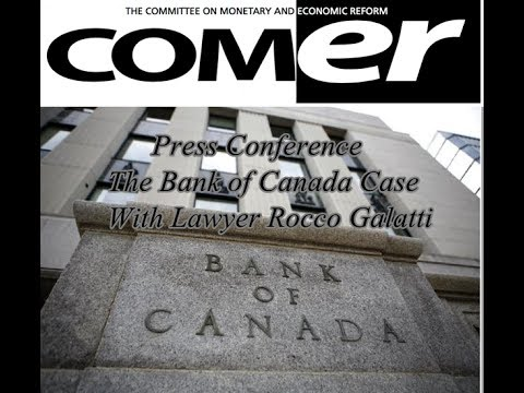 The Most Important Canadian Litigation Of The XXI Century: COMER Vs The Government Of Canada