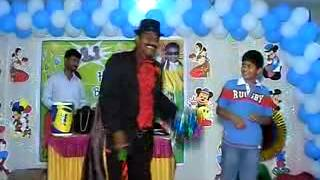 magician janardhan birthday magic show