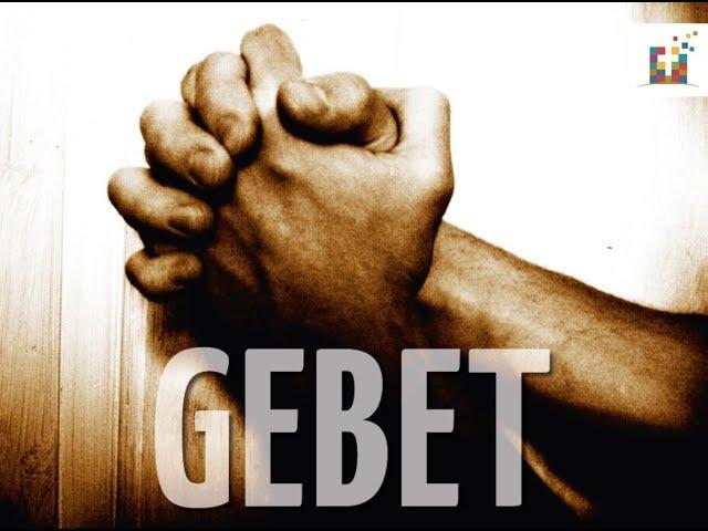 Gebet: Versuchung