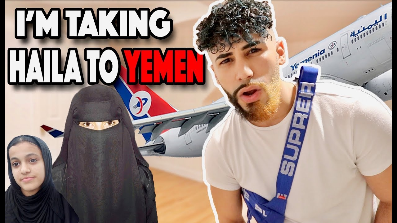 Just a reminder > My Aunt's Ridiculous Response… (SHE WANTS HAILA SENT TO YEMEN)