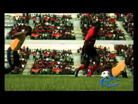 """Angola Telecom - CAN2010 - Spot de TV 60"""""""