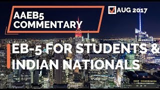EB-5 for Indians Stuck in EB-2/EB-3 Lines & Students