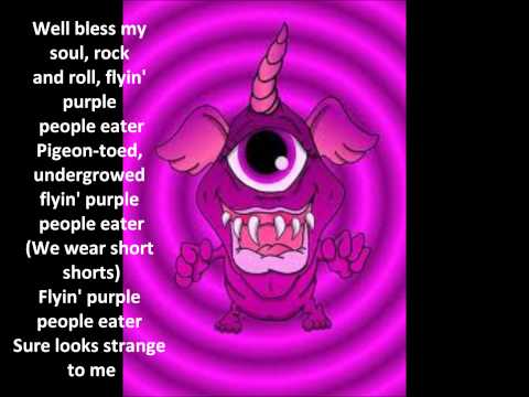 Purple People Eater Lyrics