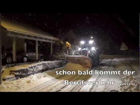 Winterdienst Stalder Agrotechnik Attiswil BE Switzerland