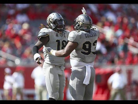 2016 American Football Highlights - UCF 24, Cincinnati 3